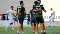 Aytemiz Alanyaspor - Atakaş Hatayspor: 6-0