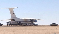 BAE'den Hafter'e 2 kargo uçak askeri mühimmat desteği