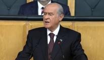 Bahçeli: 'Biz Türkiye'ye Evet Dedik, Onlar Kaçtı'