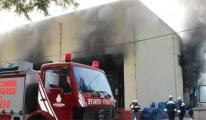 Bahçelievler Ana Trafo Merkezinde Yangın