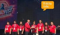 Bahçeşehir Teknofest'te Birincilik Aldı !!!