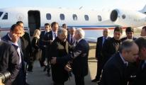 Bakan Arslan, Çöken Havalimanı Pistini İnceledi