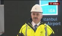 Bakan Arslan'dan Şok 3. Havalimanı açıklaması!Video