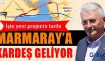 Bakan Binali Yıldırım, 'Marmaray'a kardeş bir proje geliyor'