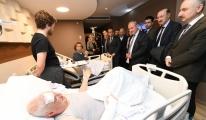 video Bakan Turhan yaralananlar hakkında bilgi verdi