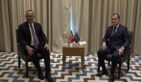 Bakan Çavuşoğlu,Azerbaycan Dışişleri Bakanı(video)