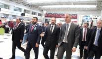 Bakan Ersoy Antalya Havalimanı'nı gezdi!