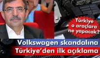 Bakan Güllüce, Volkswagen skandalı hakkında konuştu