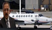 Bakan'ın Uçağı Acil İniş Yaptı!