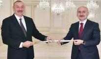 Bakan Karaismailoğlu, Aliyev'le görüştü#video