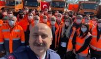 Bakan Karaismailoğlu: Her yer bizim için çok kıymetli(video)