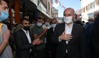 Karaismailoğlu: Kervan yürümeye devam edecek#video