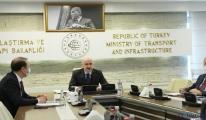 Bakan Karaismailoğlu sektör temsilcileriyle görüştü
