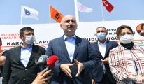Bakan Karaismailoğlu Simav'da incelemelerde bulundu(video)
