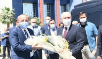 Bakan Karaismailoğlu,Denizli'de