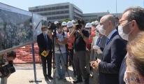 Bakan Karaismailoğlu,İSG ikinci pist için de açıklama yaptı