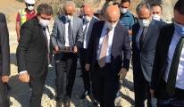 Bakan Karaismailoğlu: Yusufeli barajın'da (video)
