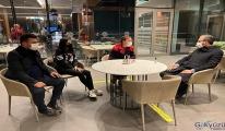 Bakan Kasapoğlu, teknik direktör Yılmaz Vural'ı ziyaret etti