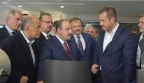 Bakan Mustafa Varank'tan Ermaksan'a övgü!