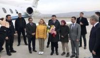 Bakan Pakdemirli Nevşehir'de Karşılandı