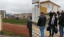 #Bakan Soylu'nun helikopteri Bilecik'e iniş yaptı#