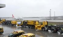 Bakan Turhan: Atatürk Havalimanı kışa hazır