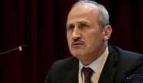 Bakan Turhan, 'Sözlerim çarpıtıldı'