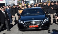 Bakan Turhan, Tekirdağ'da yol açılışına katıldı