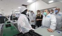 Bakan Varank: Xiaomi'nin fabrikasında(video)