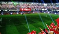 Başakşehir'in Dev Spor Kompleksi Törenle Açıldı