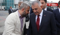 Başbakan Binali Yıldırım İstanbul'da