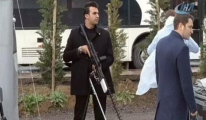 Başbakan'ı Drone Savar'larla Korudular