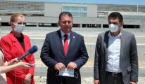 Başbakan Saner, Ercan Havalimanı'nı 2022 açacağız