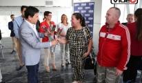 Başkan Aras, Bodrum'a hoş geldiniz'video