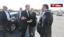 Başkan Dr. Temurci'den taksici esnafına ziyaret video