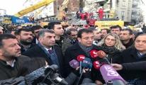 Başkan Ekrem İmamoğlu, eşi Dilek İmamoğlu Elazığ'da