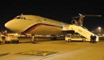 Batan Rus Gemisinin Mürettebatı İçin Özel Uçak Gönderildi
