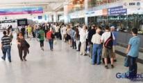 Bayramda uçaklar 1 milyon yolcu taşıyacak