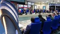 Belediye'de Havalimanı'na taşınma toplantısı yapıldı