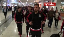 Benfica İstanbul'a Geldi viseo