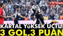 Beşiktaş-Antalyaspor Maçı Özet Ve Goller