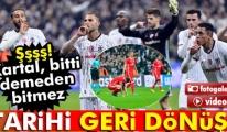 Beşiktaş Benfica Maçı Geniş Özeti Ve Golleri video