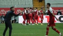 Beşiktaş - Fatih Karagümrük: 1-2