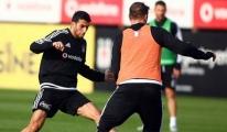 Beşiktaş, Galatasaray Derbisi Hazırlıklarını Sürdürüyor