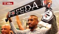 Beşiktaş'ın yeni transferi Talisca İstanbul'da