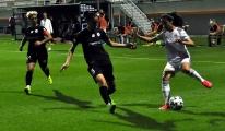 Beşiktaş Kadın Futbol Takımı yarı finalde#video