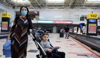 Beyin felçli Murat, tedavi için Rusya'dan Türkiye'ye getirildi