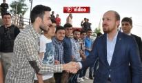 Bilal Erdoğan TÜGVA Şırnak Şubesi'nin Açılışını Yaptı