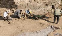 Bitlis Kalesi'ndeki kazılarda sikkeler bulundu