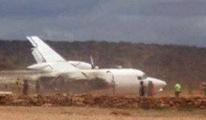 BM'ye Ait Fokker 27 Pistte Duramadı